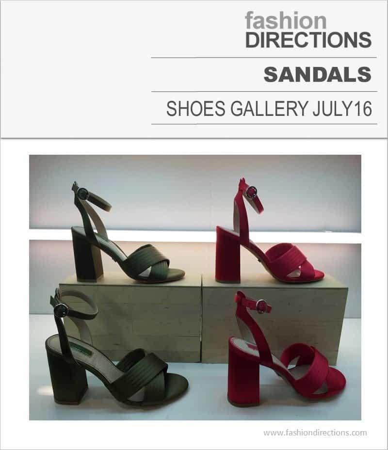 Sandals July 2016