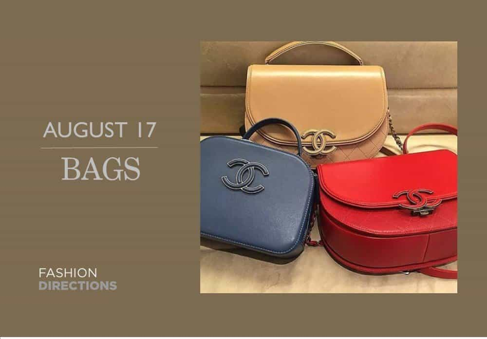Bags August 2016
