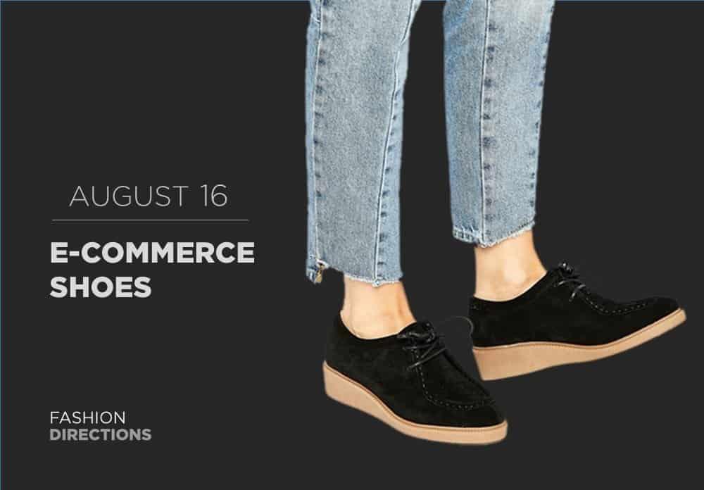 E-Commerce Shoes August 2016