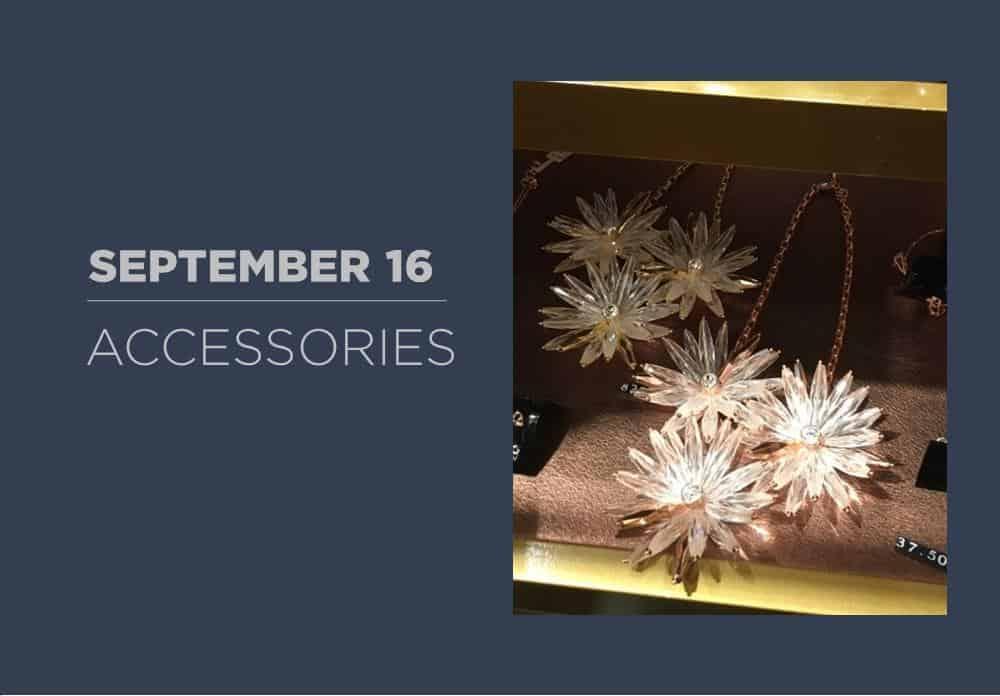 Accessories September 2016