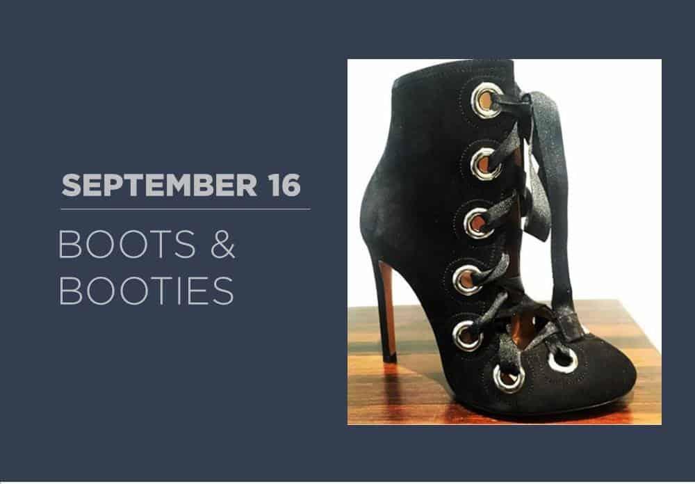 Booties September 2016