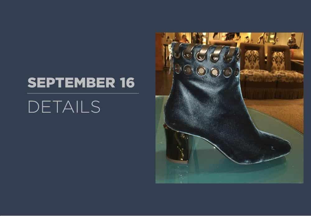 Shoes Details September 2016