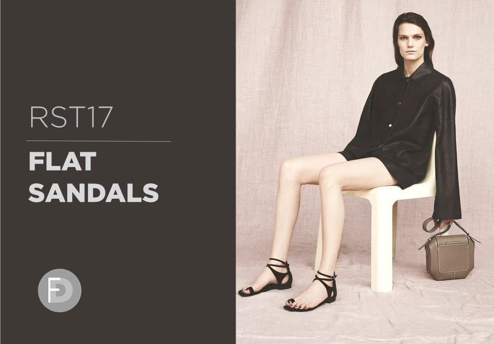 Flat Sandals Resort 2017