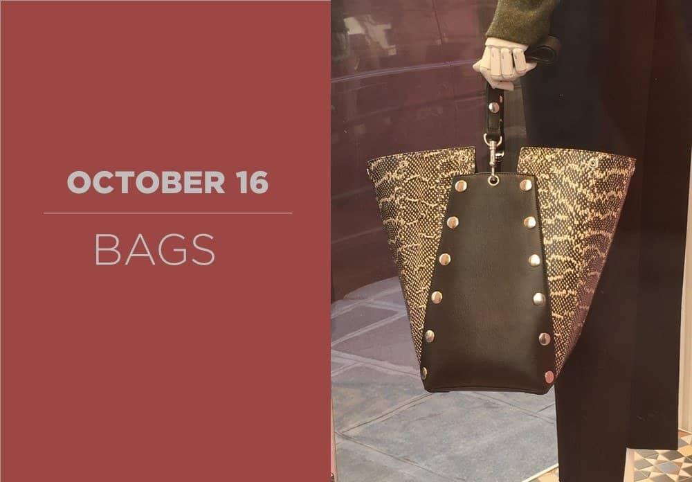Bags October 2016