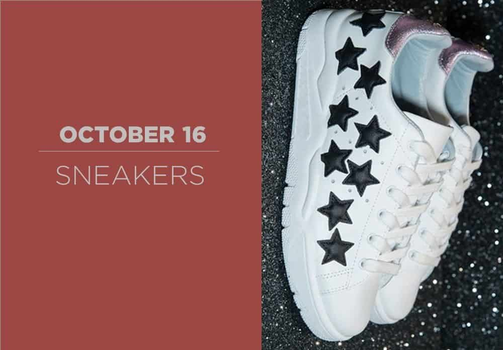 Sneakers October 2016