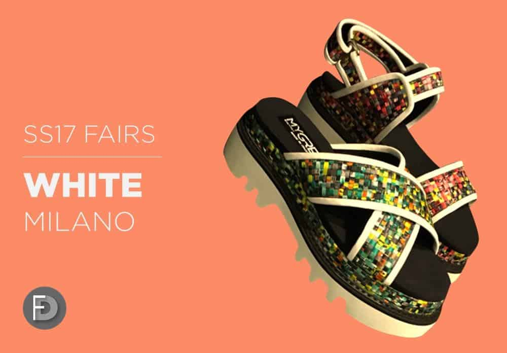 White Milano SS17