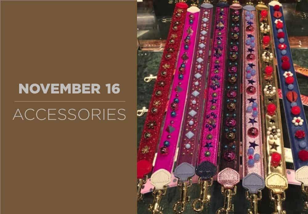 Accessories November 2016