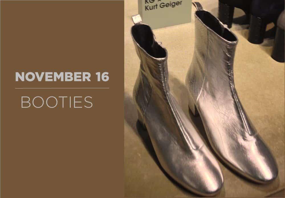 Booties November 2016