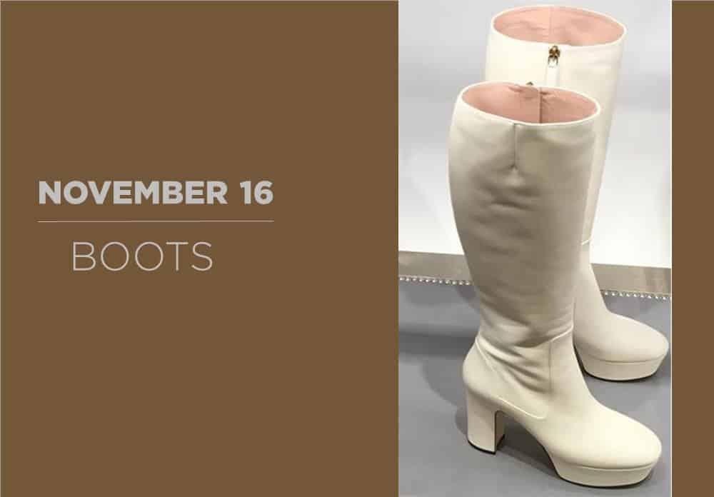 Boots November 2016