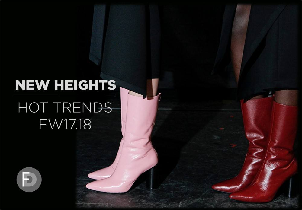 Hot Trends FW17/18 Boots Heights