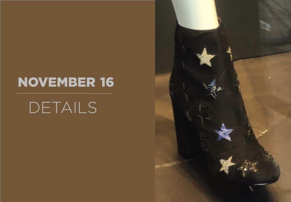 Shoes Details November 2016