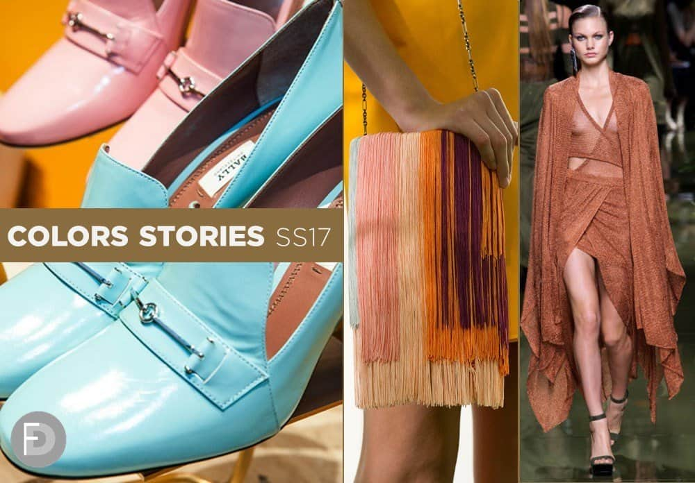 Colors Stories SS17 I