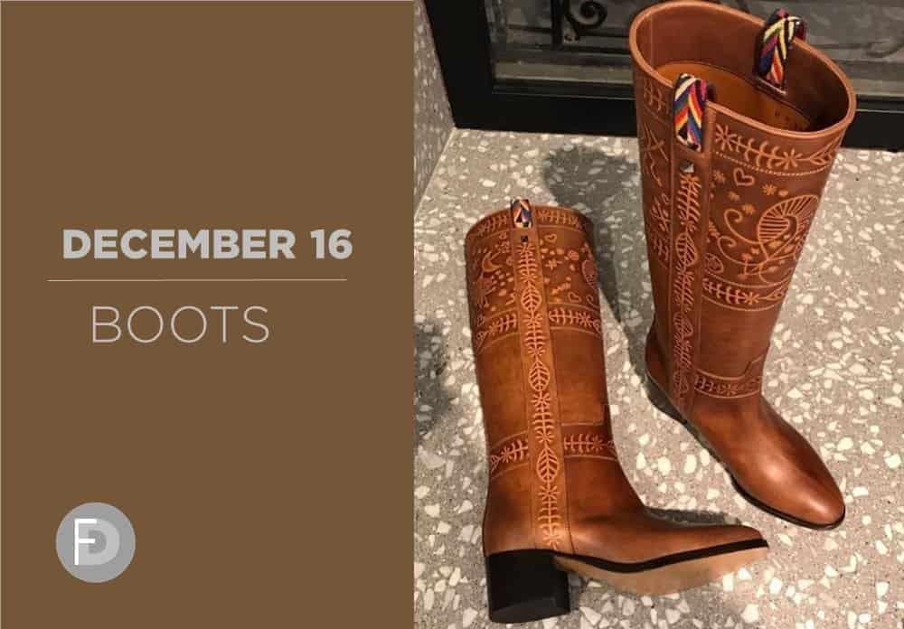 Boots December 2016