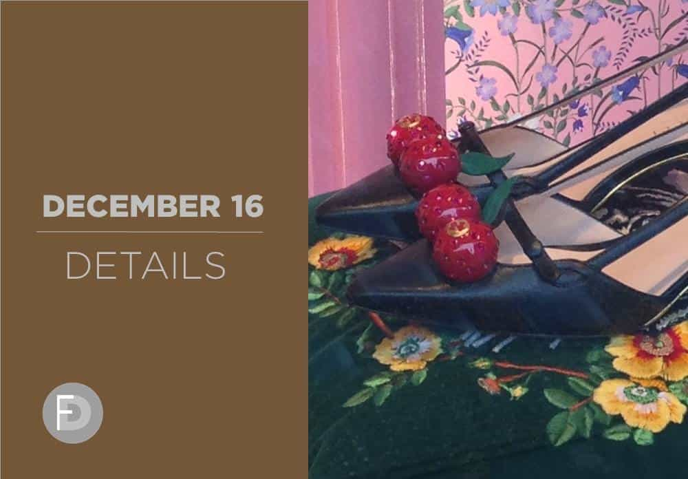 Shoes Details December 2016