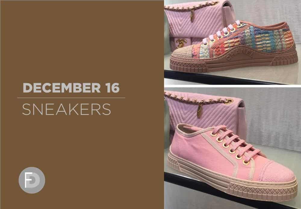 Sneakers December 2016