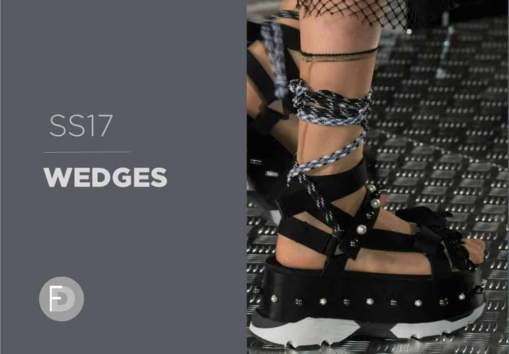 SS17 Wedges