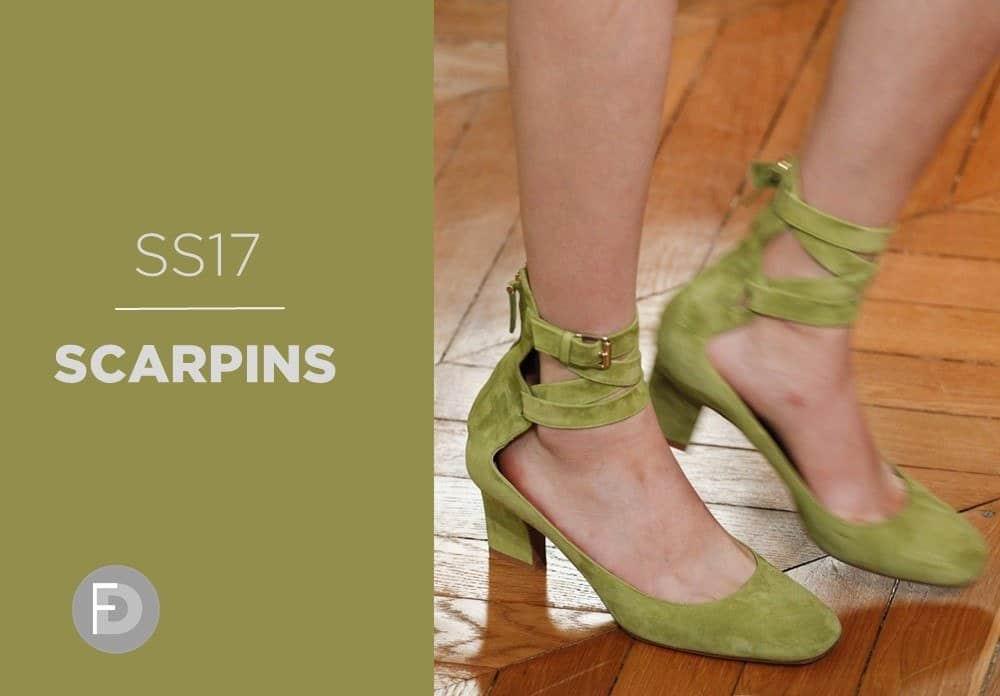 SS17 Scarpins