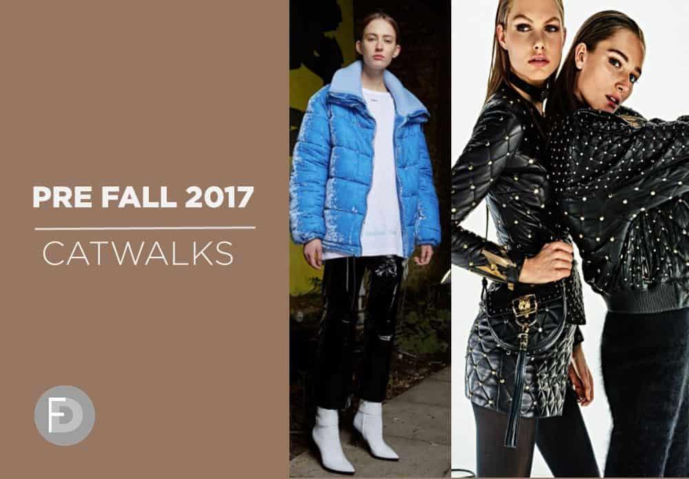 Catwalks Pre-Fall 2017 Part 1 (A-L)