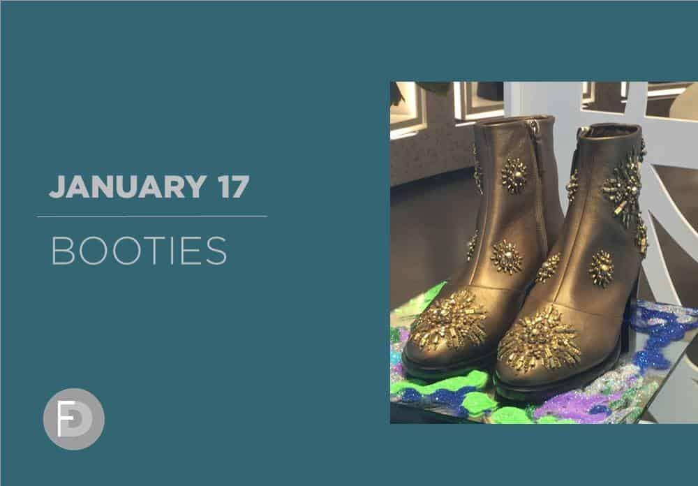 Booties January 2017