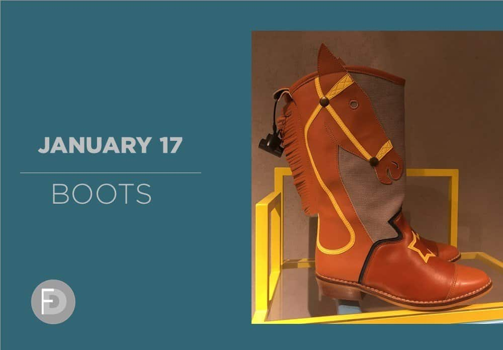 Boots January 2017