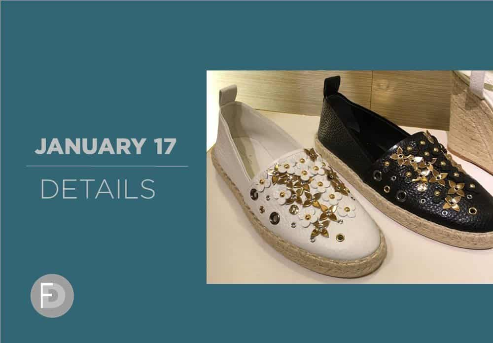 Shoes Details January 2017