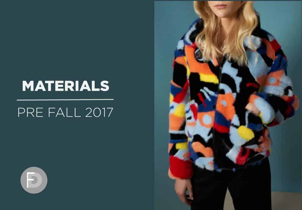 Key Materials Pre-Fall 17
