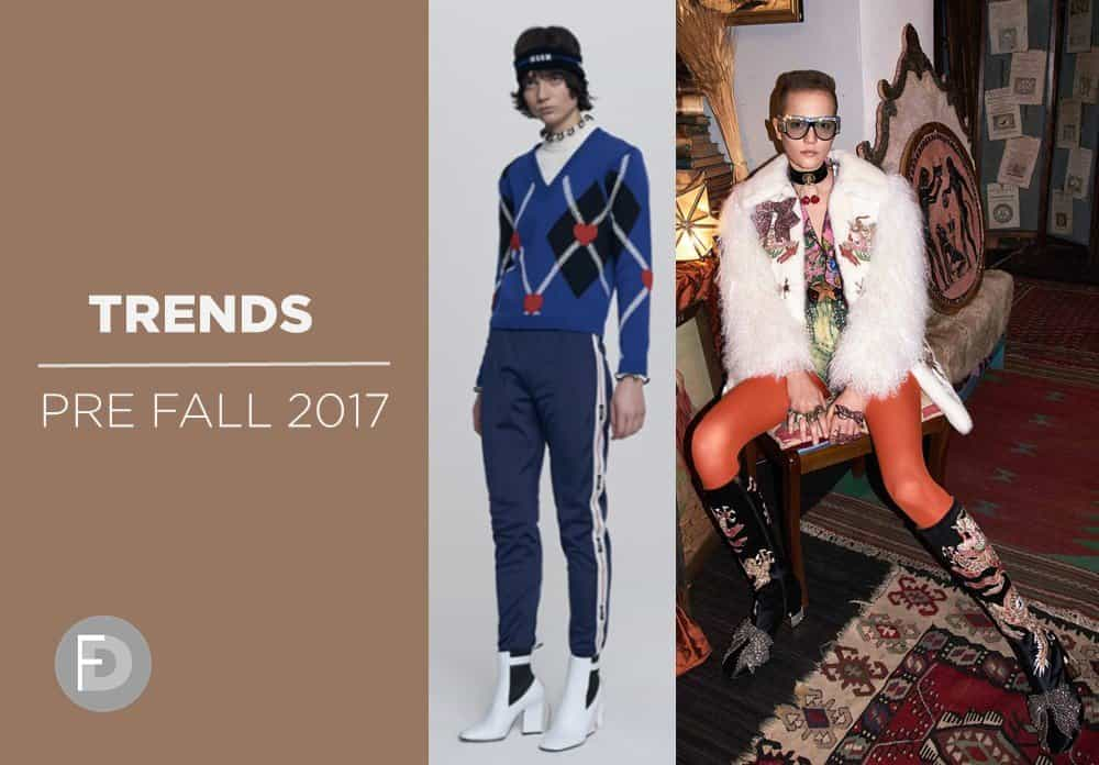 Trends & Key Items Pre-Fall 17