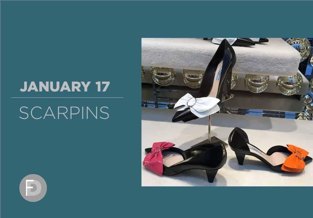 Scarpins January 2017