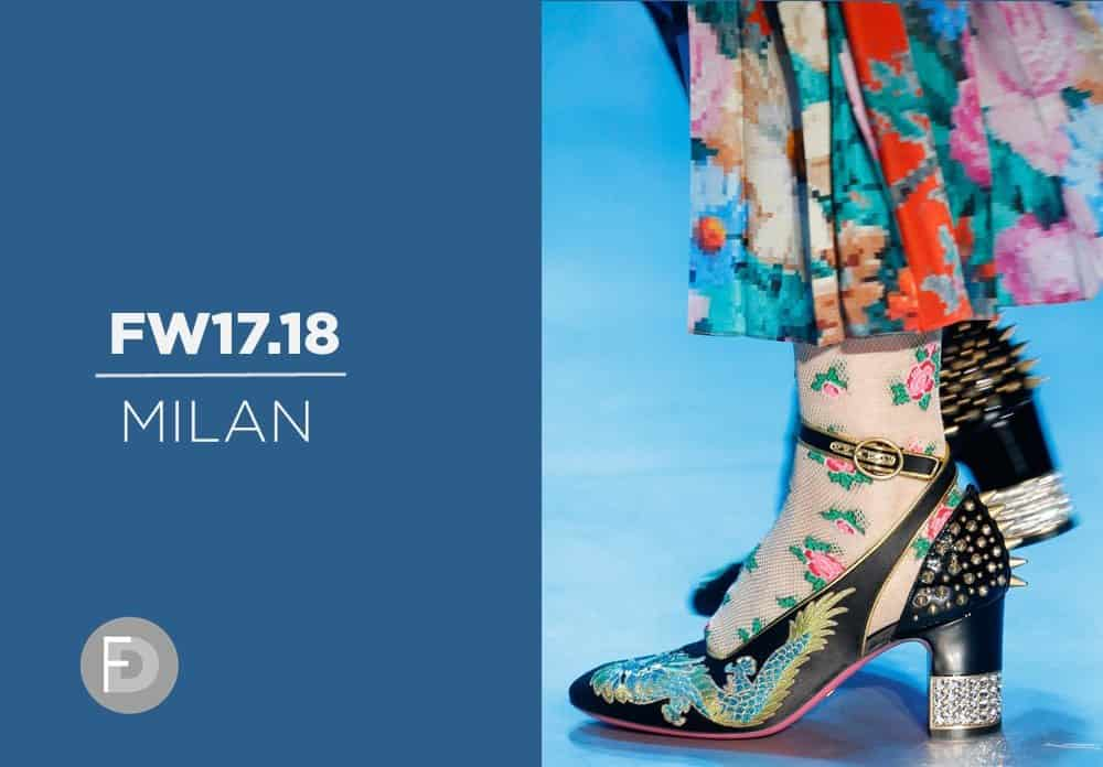 Catwalks FW17/18 – Milan – Part 1