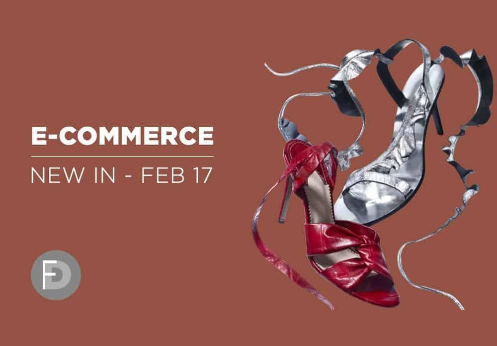 E-commerce, New in February 2017