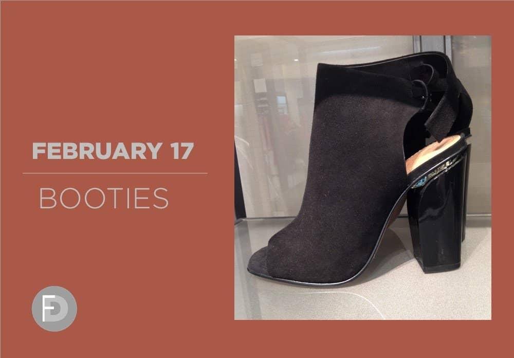 Booties February 2017