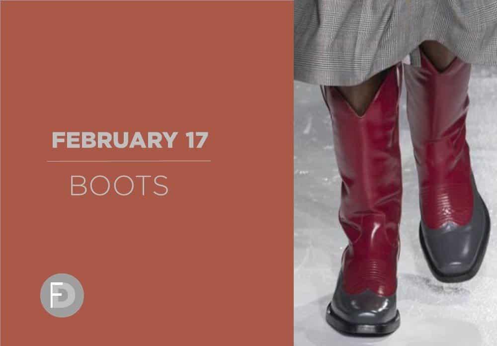 Boots February 2017