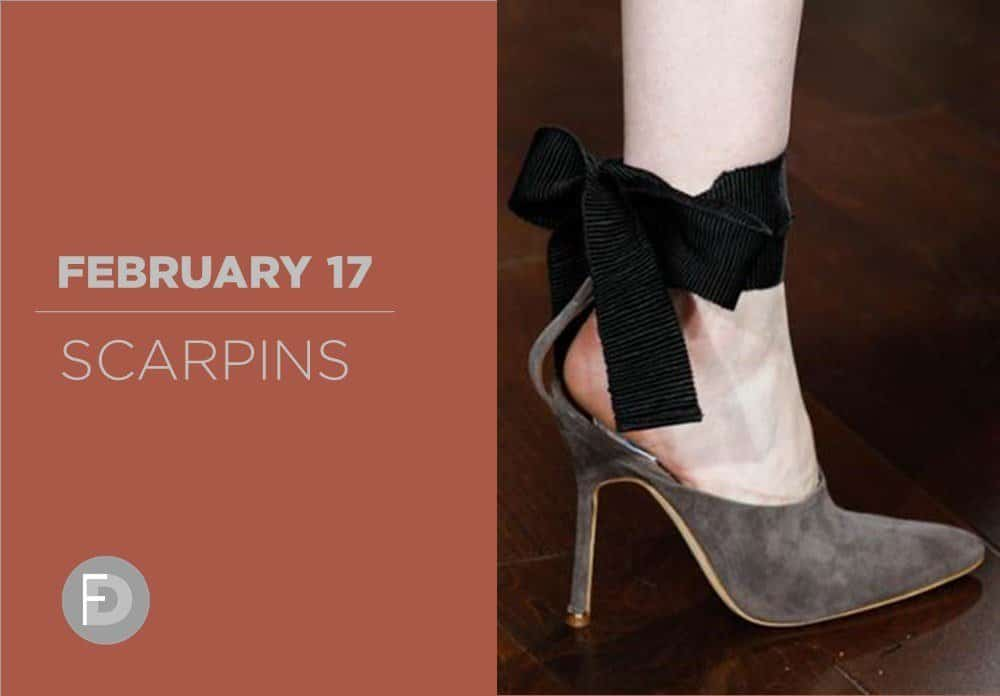 Scarpins February 2017