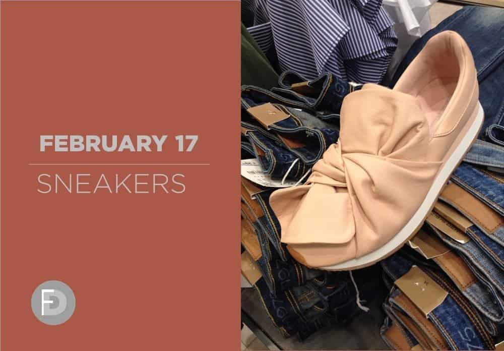 Sneakers February 2017