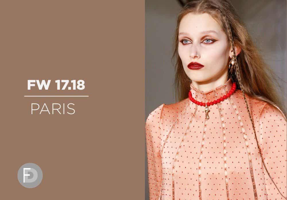 Catwalks FW17/18 – Paris (M-Z)