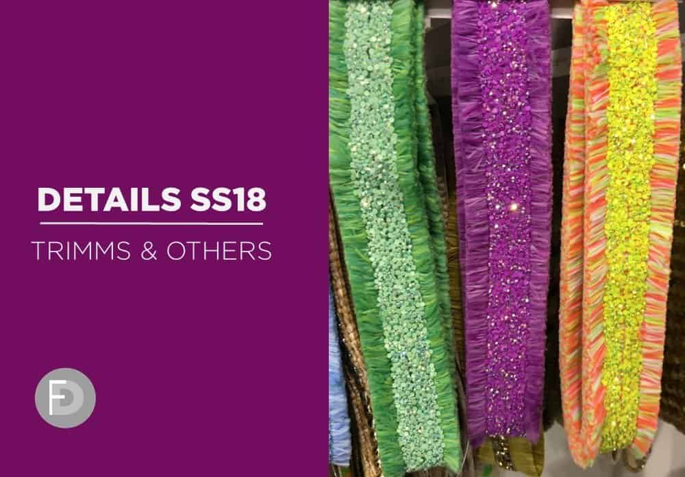 Materials Trade Fairs SS18 – Details II