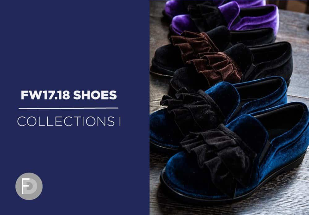 Footwear Collections FW17/18 – Part I