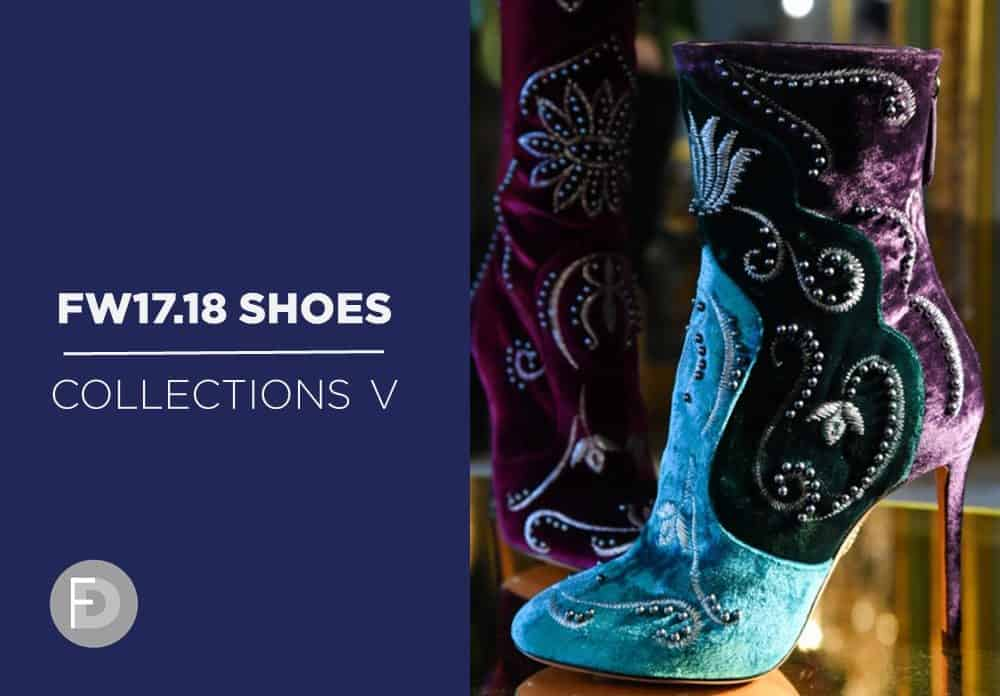Footwear Collections FW17/18 – Part V