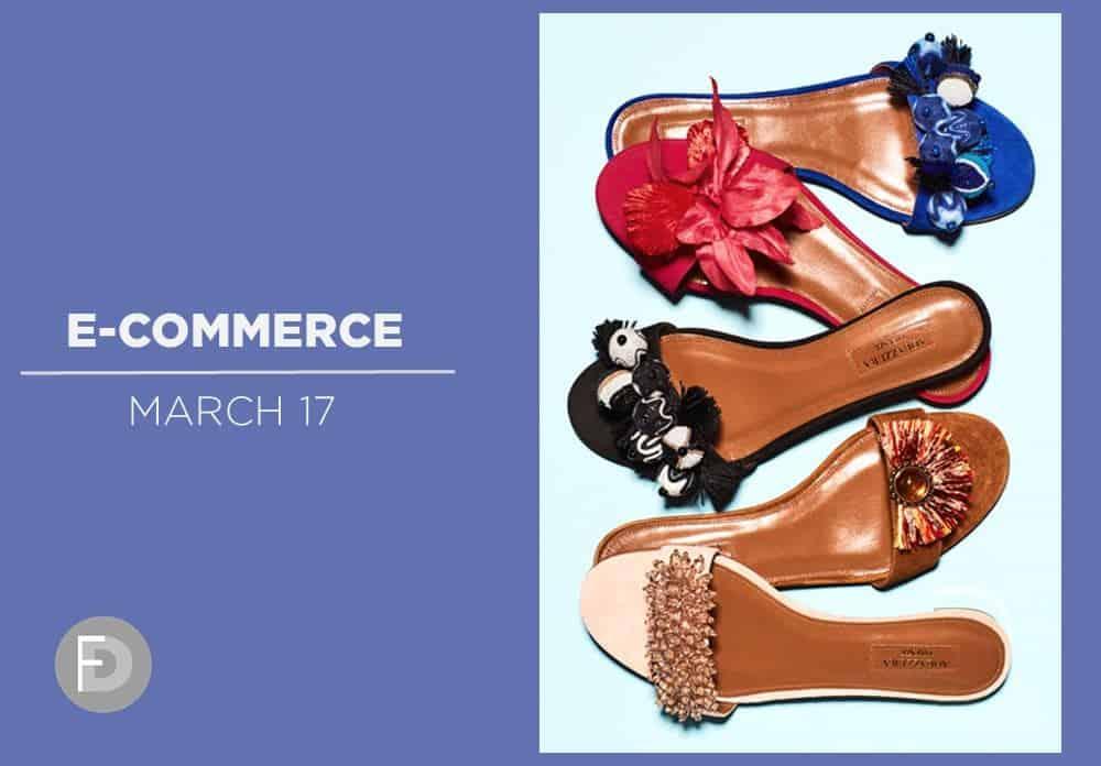 E-commerce Shoes March 2017