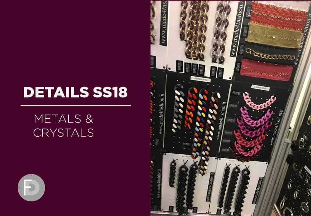 Materials Trade Fairs SS18 – Details I