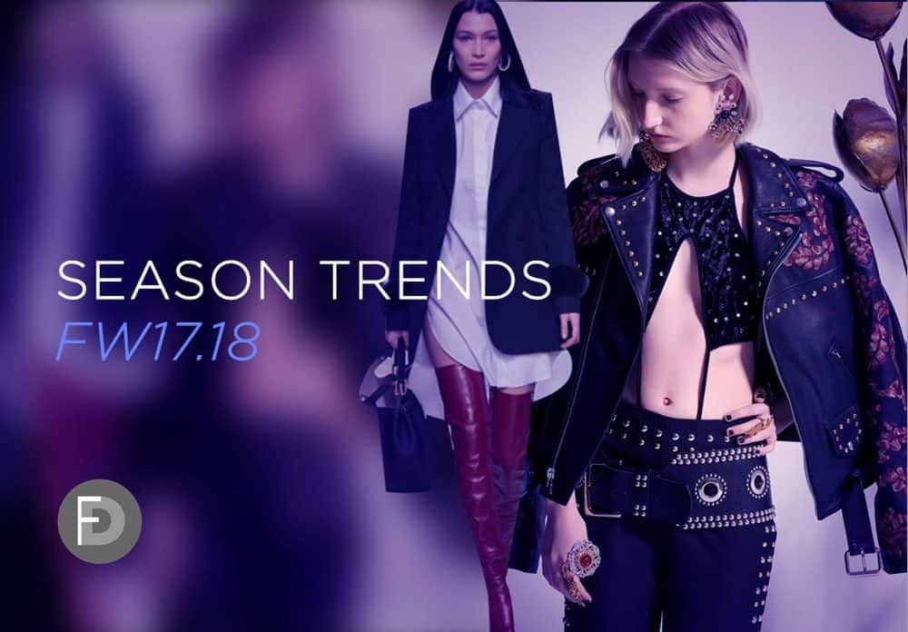 Season Trends FW17/18 – Catwalks