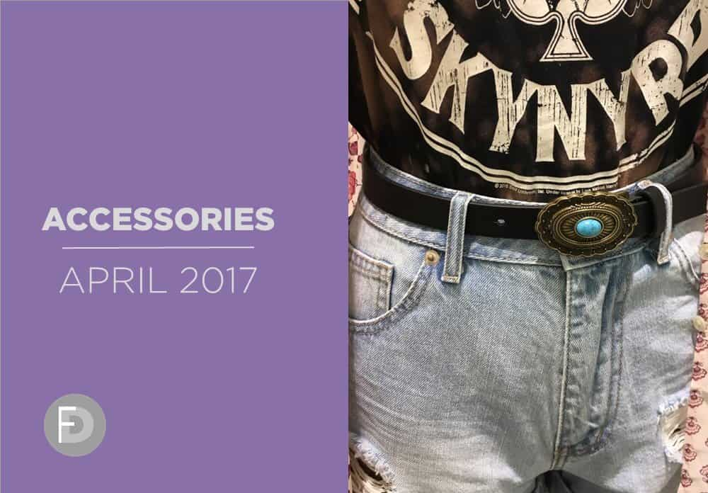 Accessories April 2017