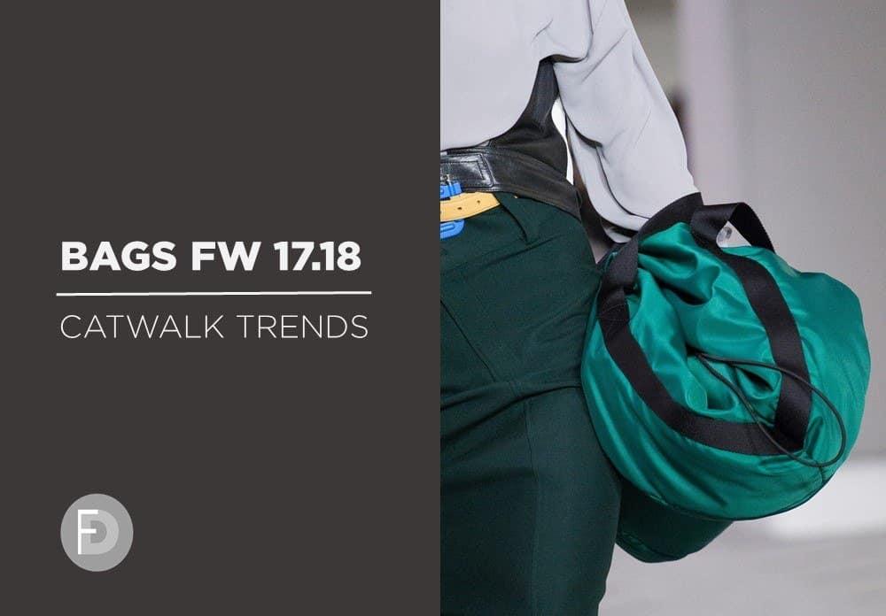 FW17/18 Catwalk Bag Report