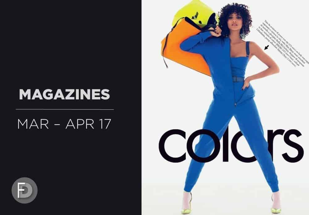 Magazines March/April 2017 – Trends & Colors