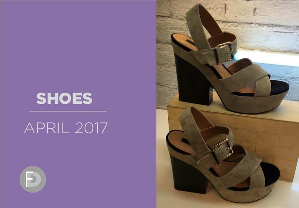 Footwear Galleries April 2017