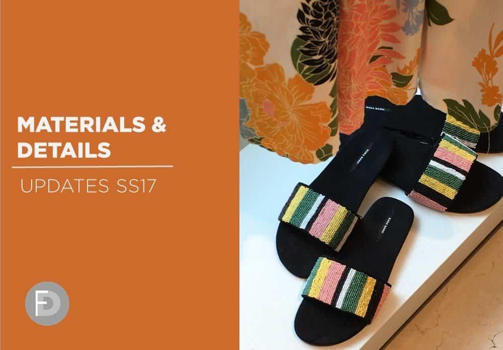 Materials Retail Updates SS17