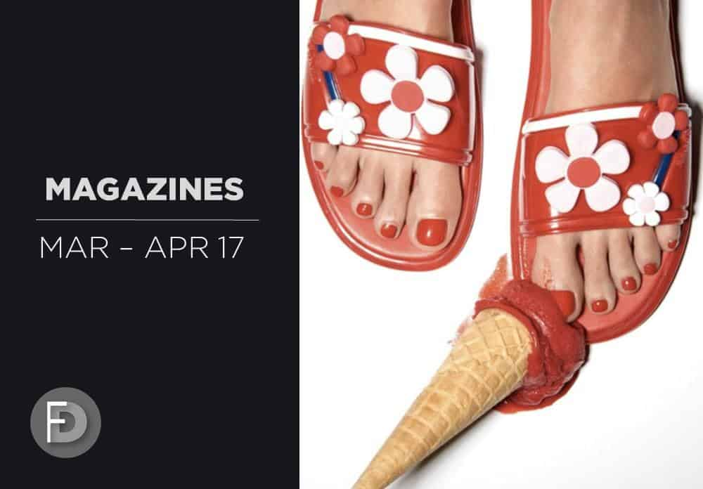 Magazines March/April 2017 –  Products