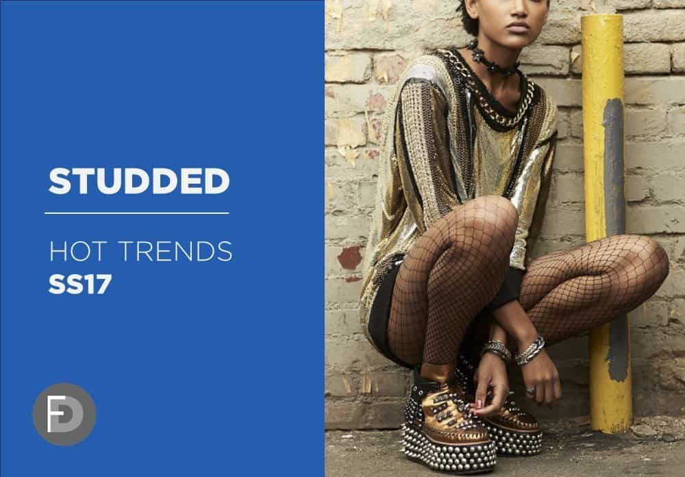 Studs Hot Trends SS17