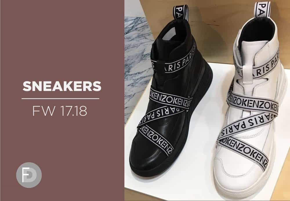 FW 17 18 Sneakers Women Trend Report