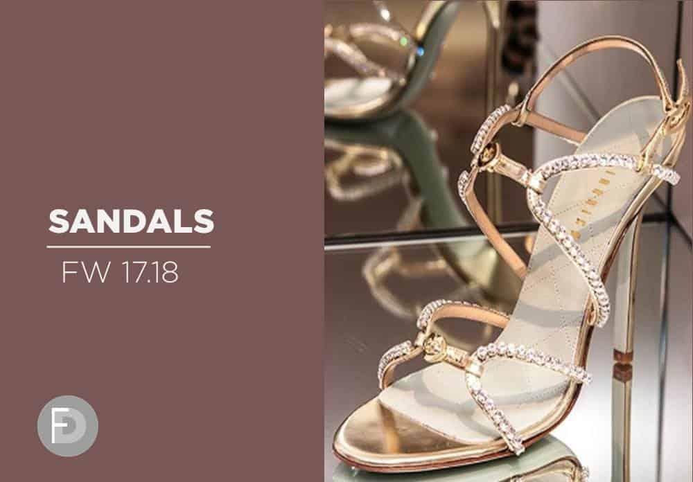 FW17/18 Sandals